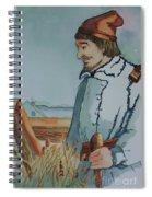 Premier Ancetre Rene Houellet Spiral Notebook