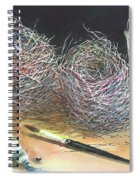 Preparing My Subject Spiral Notebook