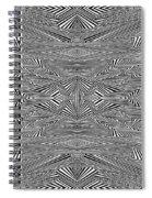 Preprogrammed Spiral Notebook