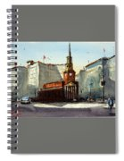 Presbyterian Church, Ny Avenue Washington Dc Spiral Notebook