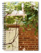 President Buchanan Home Spiral Notebook