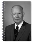 President Eisenhower Spiral Notebook