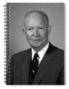 President Eisenhower Spiral Notebook