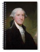 President George Washington Spiral Notebook