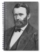 President Grant Spiral Notebook