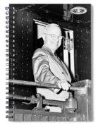 President Harry Truman Spiral Notebook