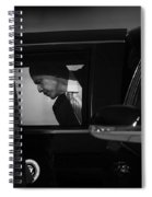 President Obama Ix Spiral Notebook