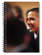 President Obama Spiral Notebook