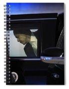 President Obama Vi Spiral Notebook