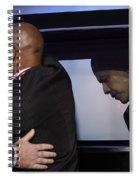 President Obama Vii Spiral Notebook