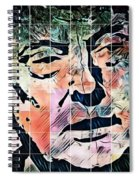 President Of The United States Donald Trump Spiral Notebook