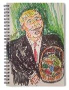 President Trump Spiral Notebook