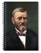 President Ulysses Grant Spiral Notebook