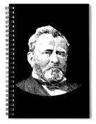 President Ulysses S. Grant Spiral Notebook