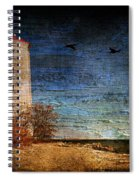Presquile Lighthouse Spiral Notebook
