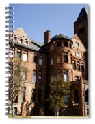 Preston Castle Spiral Notebook