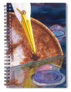 Pretty Colors Spiral Notebook
