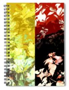 Pretty Maids All In A Row Spiral Notebook