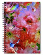 Pretty Petals Spiral Notebook