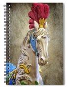 Pretty Ride Spiral Notebook