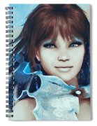 Pretty Smile Spiral Notebook