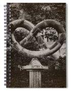 Pretzel Park - Manayunk Spiral Notebook