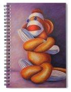 Pretzel Spiral Notebook