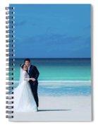 Prewedding Spiral Notebook