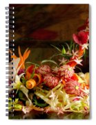 Priapos' Temptation Spiral Notebook