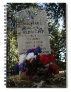 Price Of Independence And Liberty Spiral Notebook