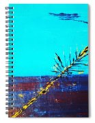 Prickles And Goo Spiral Notebook