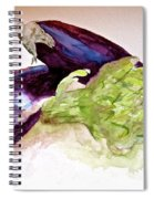 Prickly And Voluptuous Spiral Notebook