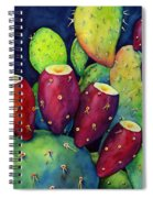 Prickly Pear Spiral Notebook