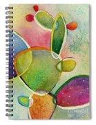 Prickly Pizazz 2 Spiral Notebook