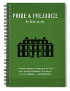 Pride And Prejudice Greatest Books Ever Series 016 Spiral Notebook
