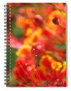 Pride Of Barbados Spiral Notebook