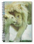Pride Painting Spiral Notebook