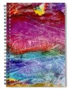 Primal Dawn Spiral Notebook