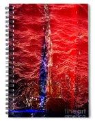 Primary Drip Spiral Notebook