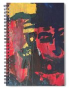 Primary Faces Spiral Notebook