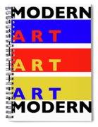 Primary Modern Spiral Notebook