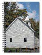 Primitive Baptist Church Est 1827 Spiral Notebook