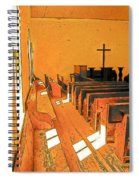 Primitive Church - Sunday Morning Spiral Notebook