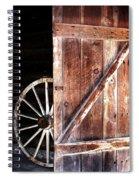 Primitive Spiral Notebook