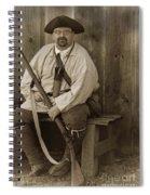 Primitive Man Spiral Notebook