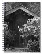 Primitive Nature Spiral Notebook