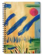 Primitive Paradise Spiral Notebook