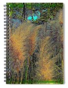 Primordial Plain Spiral Notebook