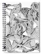 Primordial Spiral Notebook