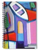 Primorski Pejsaz  13 Spiral Notebook